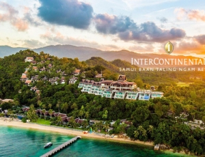 INTERCONTINENTAL SAMUI BAAN TALING NGAM RESORT 5*🔝🔝🔝